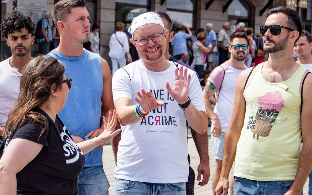 Mr Gay Europe welcomes Trans delegates