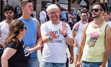 Mr Gay Europe welcomes Trans delegates