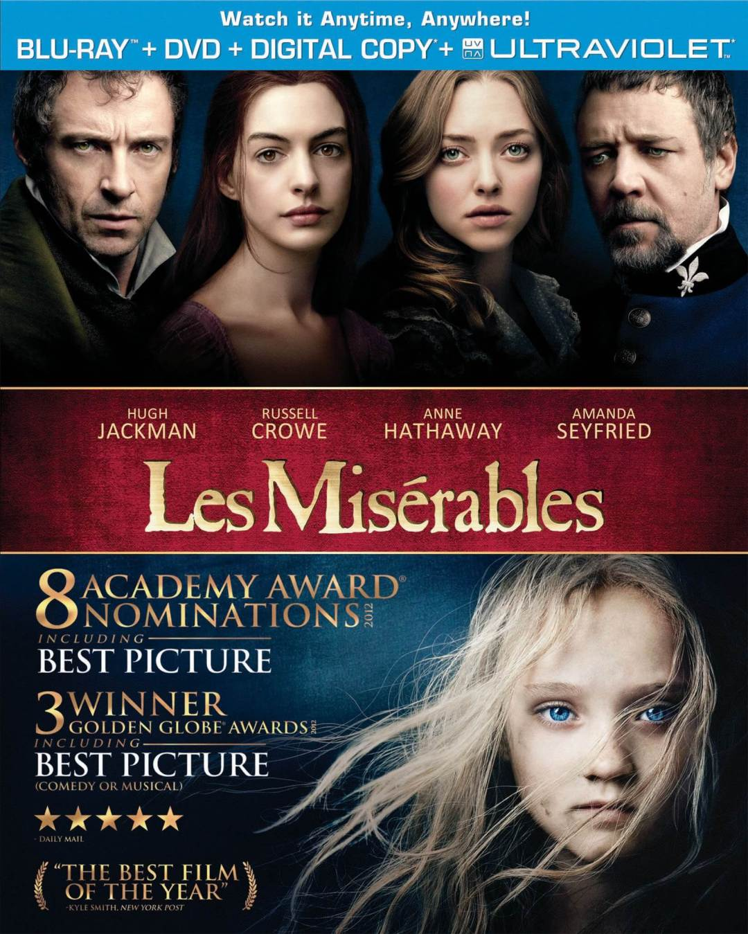 The-Les-Miserables | The Top Six Movies In My Film Collection