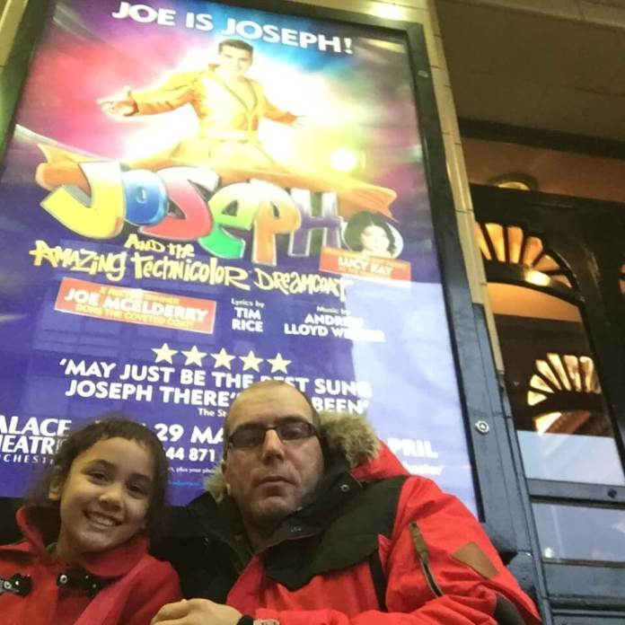 Joseph and The Amazing Technicolor Dreamcoat Review - Outside the Theatre