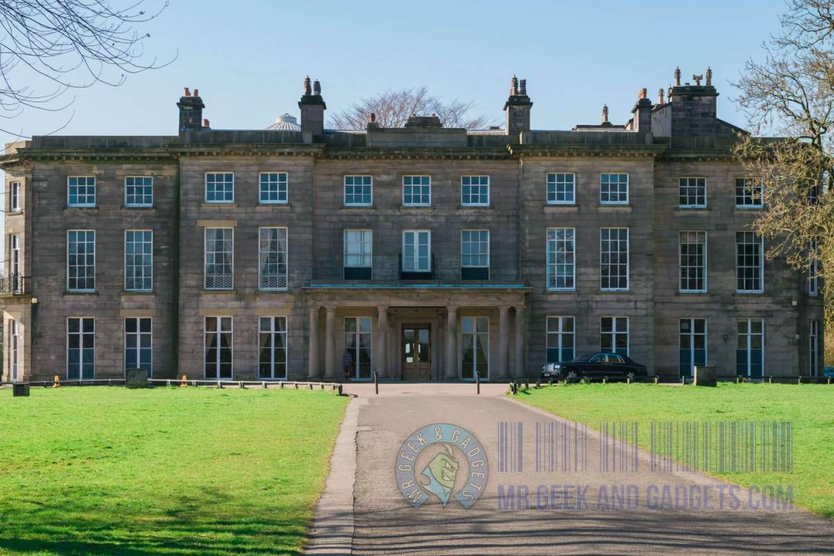 What is Depth of Field - Haigh Hall