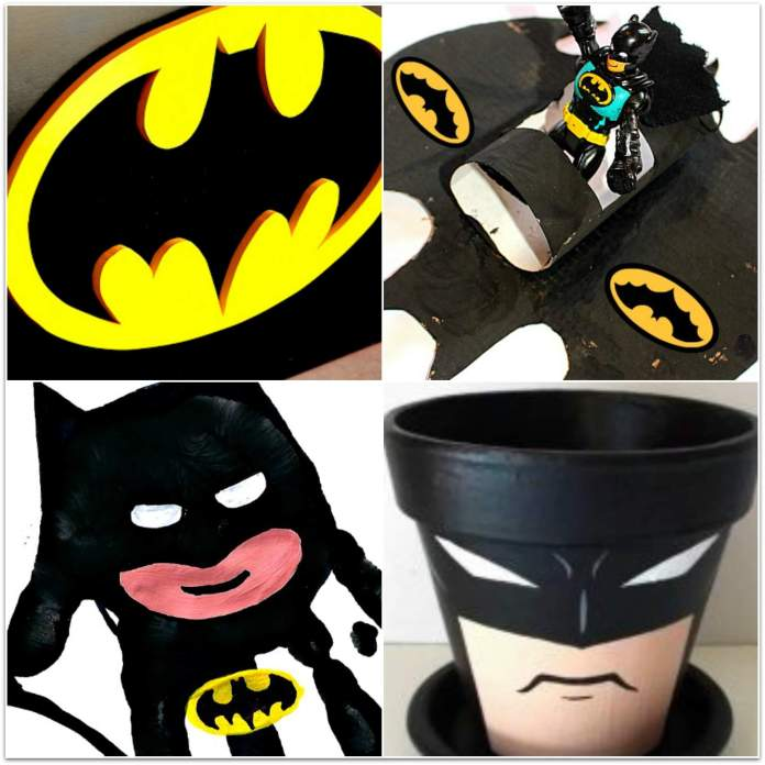 batman crafts for kids - Craft ideas