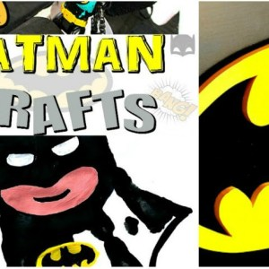 batman crafts for kids