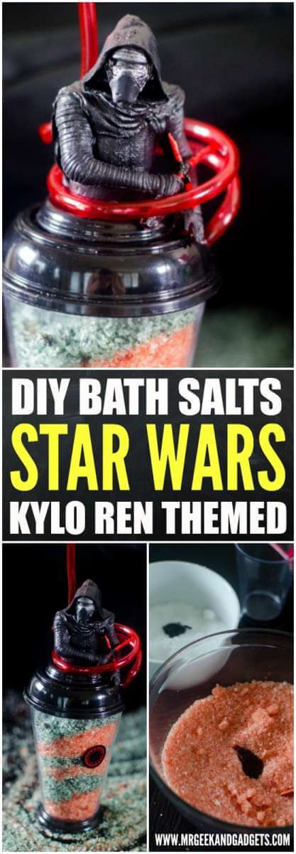kYLO-PIN | Kylo Ren Bath Salts Activity
