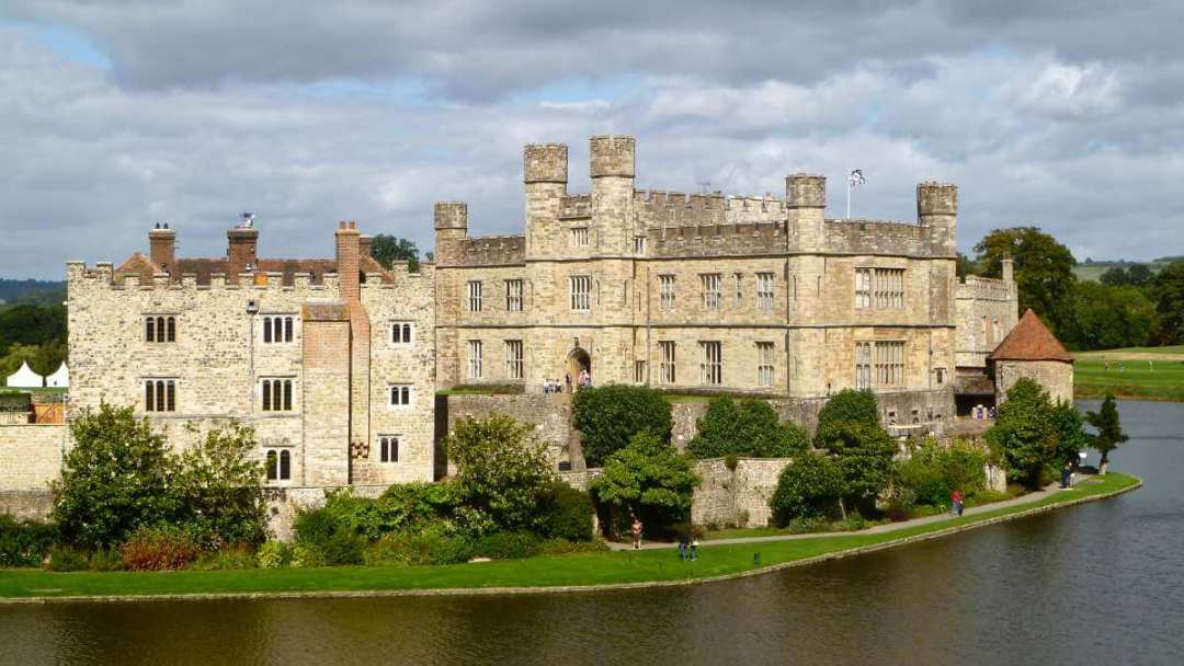Leeds Castle | 10 Fantastic Locations to Photograph in the UK