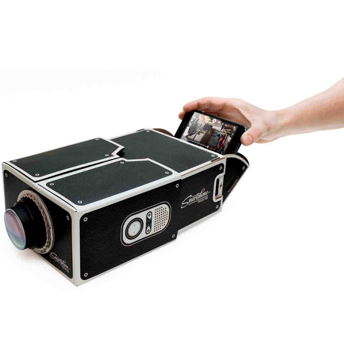 Smartphone Projector | Geek and Gadgets Christmas Gift Guide