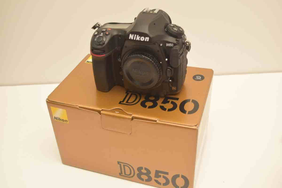 The Nikon D850 Unboxing and Review   Mr Geek and Gadgets