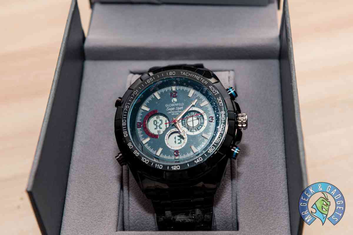 Globenfeld Super Sports Limited Edition Watch - In the case