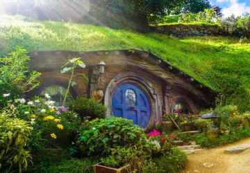 The Shire and Hobbiton Studio Tours