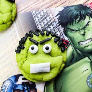 IMG_3995 | Avengers Hulk Cookie Recipe