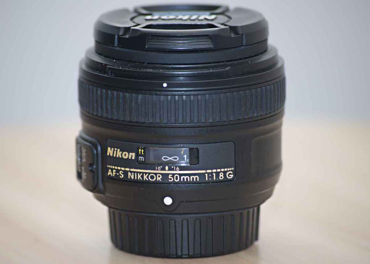 50mm-1.8g | Want to start with Portrait Photography