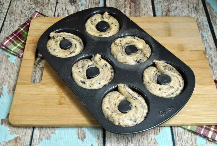 Cookie Monster Donuts Recipe Donut Tray