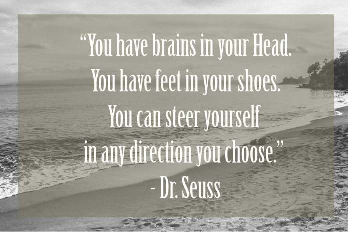 You-Have-Brains-In-Your-Head | 37 Dr Seuss Quotes Which Will Inspire You