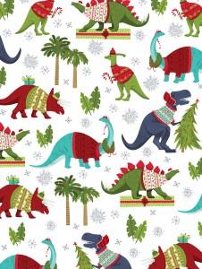 childrens christmas gift wrap