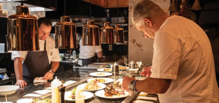 Tao Group Virtual Chef Experience