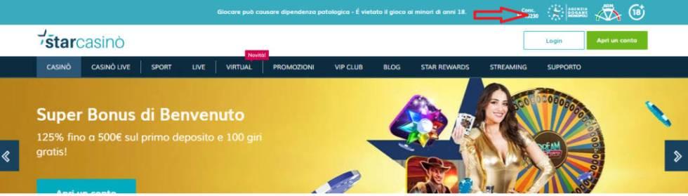 starcasino roulette 500 euro