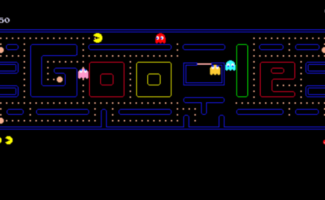You Can Now Play Pac Man Google Cricket Solitaire In