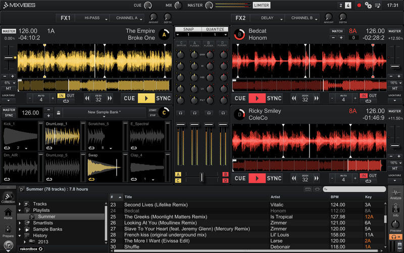 Best DJ Software : Top 25 DJ Software Review (Both Premium and Free)