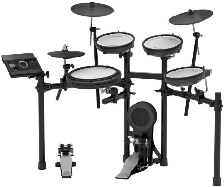 Roland TD-17KV VDrums Electronic Drum Set Review