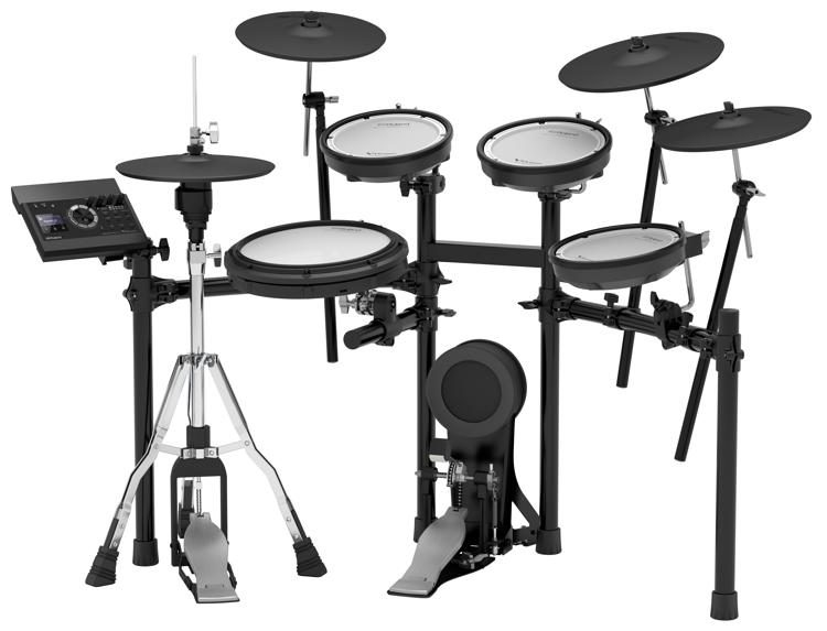 TD-17KVX V-Drums with Full Electronic Drum Specs By Roland