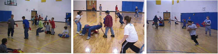 Tag Chase and Flee Games  MrGymcom