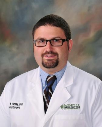Dr. Andy Holley, Board Certified General Surgeon