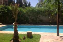 villa à vendre à targa marrakech
