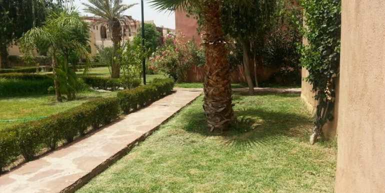 appartement a vendre palmerie marrakech