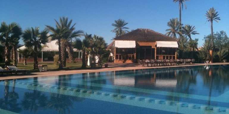 appartement a vendre palmerie marrakech7