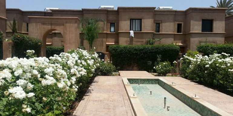 location de villa meublé standing à targa marrakech9