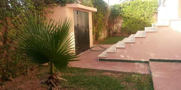 location villa vide longue durée marrakech12