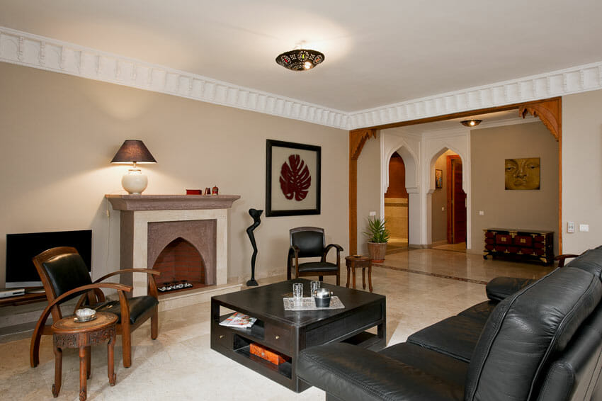 vente appartement haut standing  marrakech gueliz