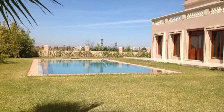 villa a vendre amelkis marrakech