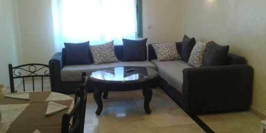 location appartement longue durée à majorelle marrakech