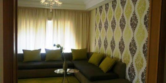 Achat appartement avec piscine prés Majorelle marrakech