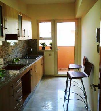 Appartement à vendre route de safi marrakech10