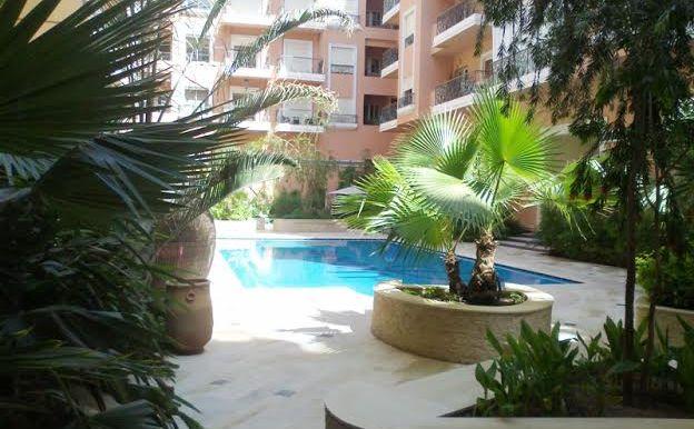 Appartement à vendre route de safi marrakech8