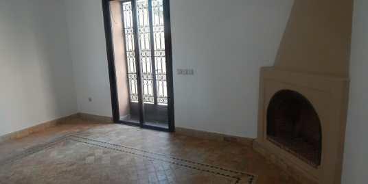 Location villa vide à targa marrakech pour longue durée