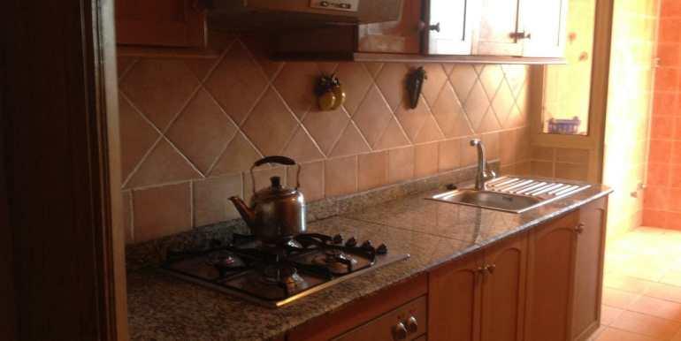 appartement à louer sur route de casa marrakech5