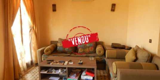 appartement à  vendre au palmeraie marrakech