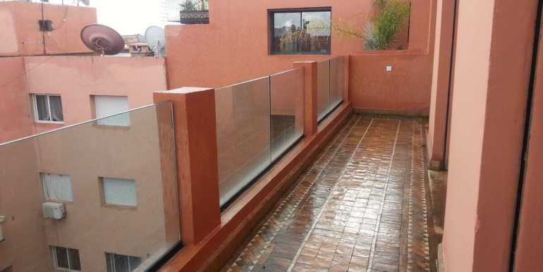 appartement à vendre quartier hivernage marrakech7
