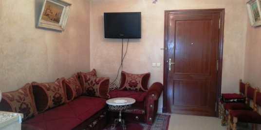 appartement meublé à vendre à majorelle marrakech