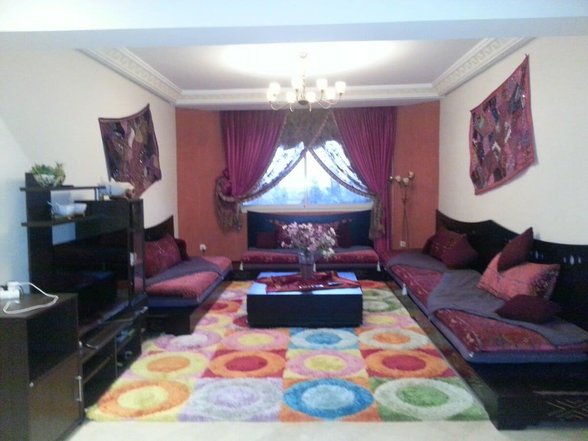 location appartement marrakech pour longue dur e pas cher marrakech realty investments. Black Bedroom Furniture Sets. Home Design Ideas