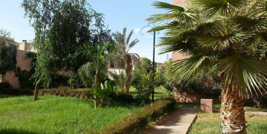 location appartement longue durée sur palmeraie marrakech