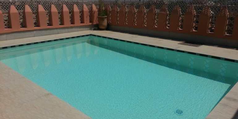 location appartement meublé à hivernage marrakech pour longue duree5