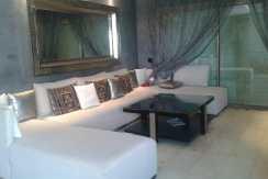 location appartement meublé pour longue durée à marrakech