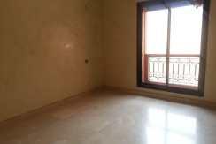 location appartement non meublé à hivernage marrakech