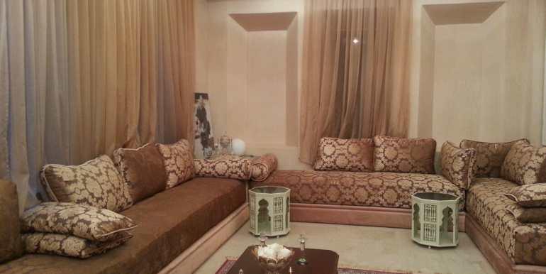 location villa de luxe pour longue durée au palmeraie marrakech2