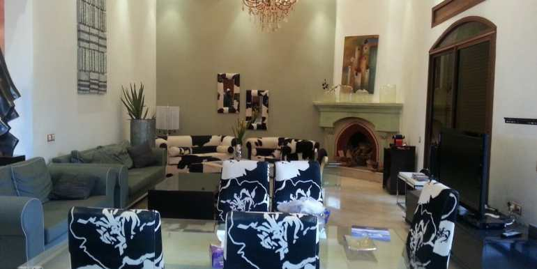 location villa de luxe sur la route de fes marrakech1