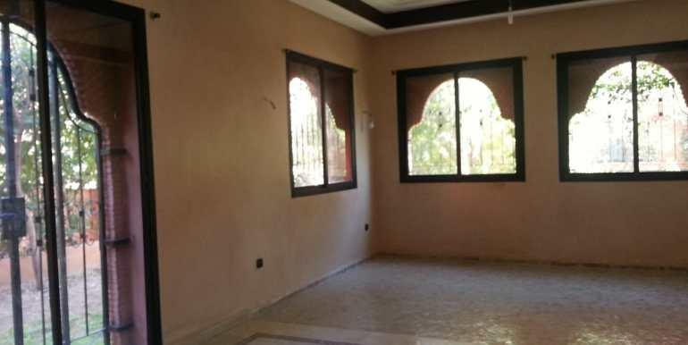 location villa non meublé route de fes à marrakech2